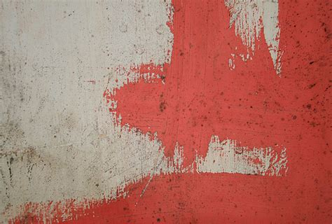 wall paint that doesn t get dirty dirty wall with red paint textures for photoshop free