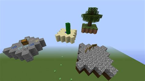 skyblock map ultra skyblock map minecraft project