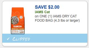 iams dog food coupons free printable new printable iams dry cat food coupon save 2 00 off ftm