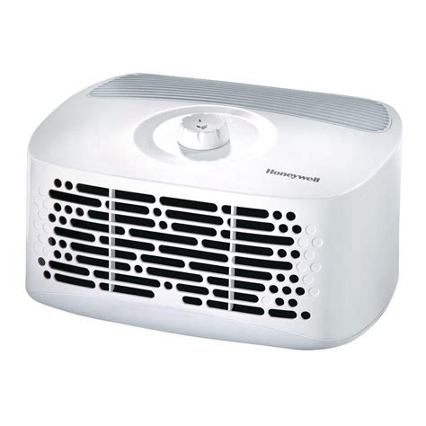 Air Cleaner Honeywell honeywell hepa clean tabletop air purifier hht270whdv1