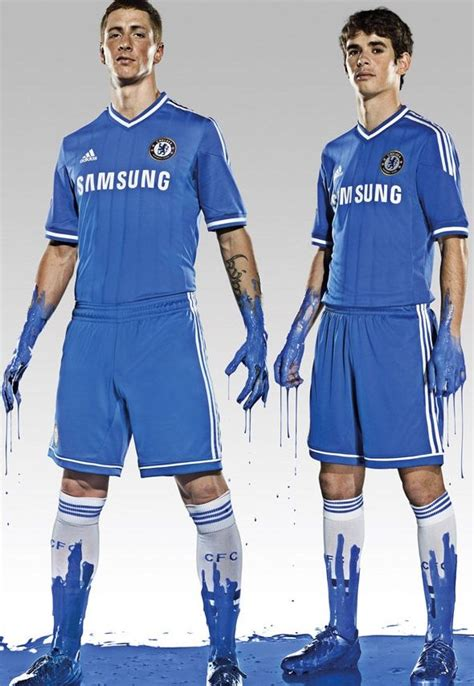 Jersey Chelsea Away 2013 2014 new chelsea kit 13 14 adidas chelsea fc home 2013