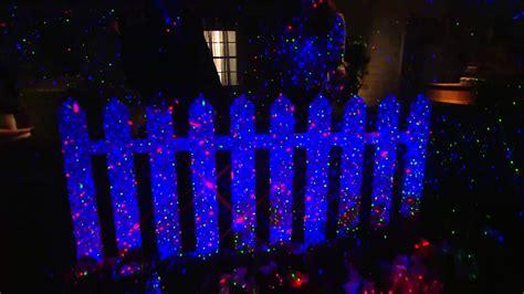 35 elegant christmas lights projector on house home idea