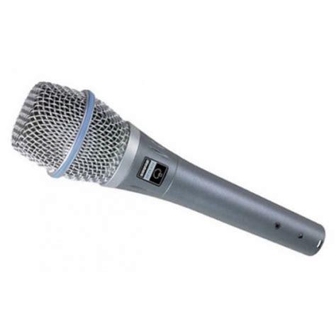 Mic Microphone Kabel Shure Beta 68 Vocal Artis Legendary shure beta 87a vocal microphone hire vocal mics