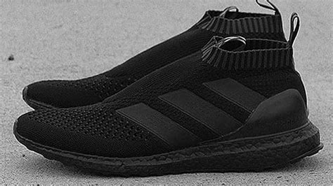 Adidas Ace 16 Boost For Mens Premium adidas ace 16 ultra boost black the