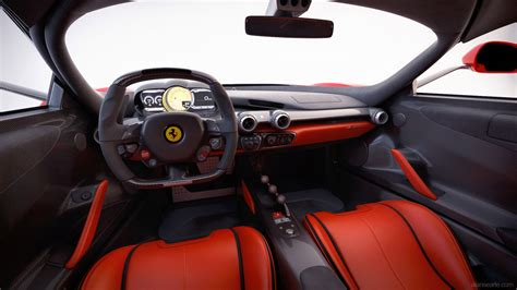ferrari yellow interior image gallery laferrari interior