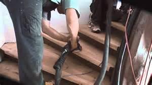 treppe abbeizen treppe abschleifen und renovieren