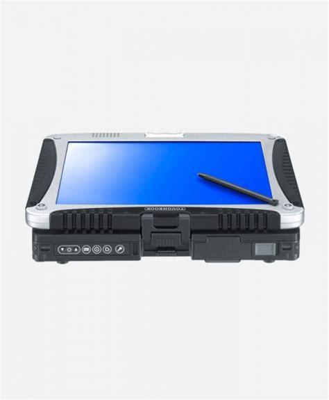 rugged laptop canada 10 1 quot touchscreen panasonic toughbook cf 19 i5 2520m 8 0ram 500hd win10 pro fully rugged