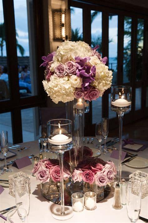 17 Best Images About Purple Centerpieces On Pinterest Lavender Centerpieces For Weddings