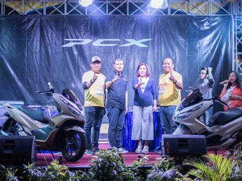 Pcx 2018 Banjarmasin all new honda pcx 150 hadir di banjarmasin trio motor