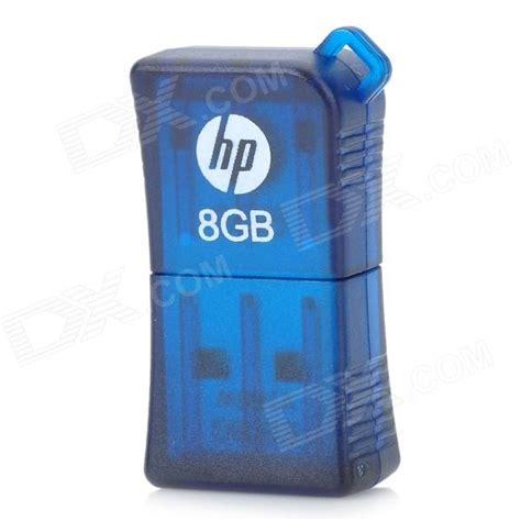 Hp 8gb Flashdisk hp v165w u disk usb 2 0 flash drive blue 8gb free shipping dealextreme