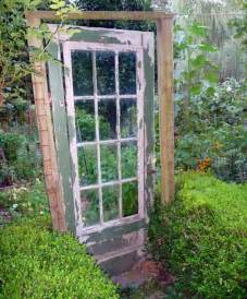 Using Old Doors In Landscaping Rustic Garden Gate Garden Ideas Doors Pinterest
