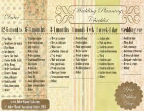 a simple easy wedding planning checklist for your wedding www arbormanorutah wedding