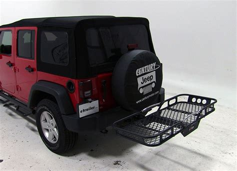 Cargo Carrier Jeep Wrangler 2005 Jeep Wrangler 22x59 Rola Cargo Carrier For 2 Quot Hitches