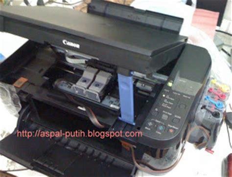 Tinta Isi Ulang Printer Canon Mp287 cara memperbaiki low ink warning printer canon pixma mp145