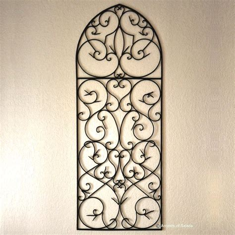wrought iron wall decor ideas for goodly wrought iron wall