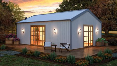 Looking for a Liveable Shed