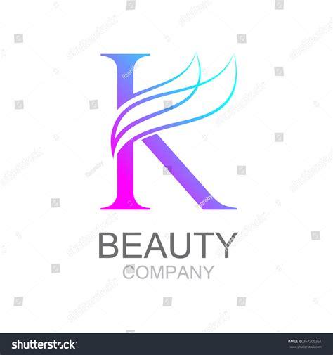 Abstract Letter K Logo Design Template Stock Vector ... K Logo Design