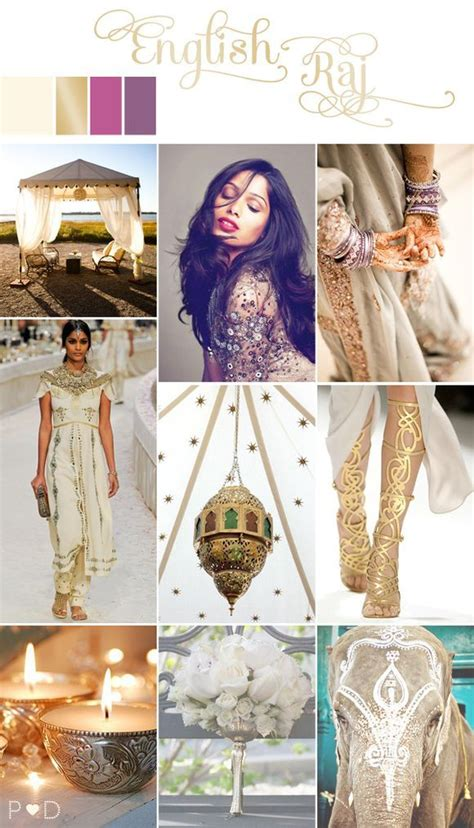 braut englisch bridal inspiration board 44 english raj indian