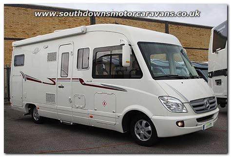 Southdowns   Used Le Voyageur 755 SX Mercedes Benz Sprinter 319 CDi 3.0L Automatic Luxury A