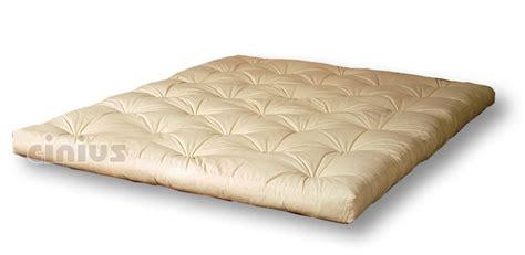 materasso futon cinius futon materasso originale giapponese in fibra
