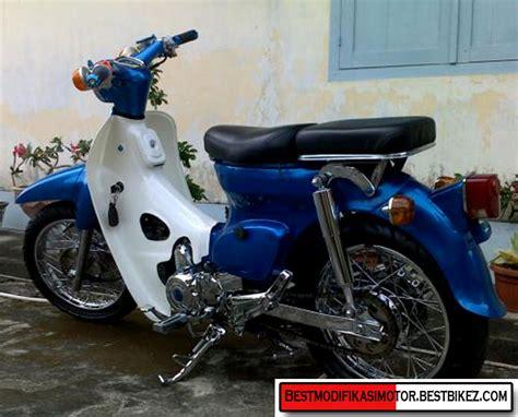 Sparepart Injeksi Honda Beat modifikasi motor honda tiger vario beat supra x
