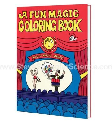 coloring book of magic a magic coloring book small size magic tricks best for