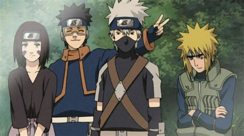 My And Me 1 4t Rin Minato team minato uchiha obito photo 32267070 fanpop
