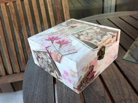 decorar y pintar cajas de madera c 243 mo decorar unas cajas de madera bloghogar