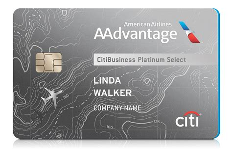 Aadvantage Business Card citi 174 aadvantage 174 platinum select 174 cards credit cards