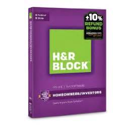 H R Block Gift Card Bonus 2017 - amazon save on h r block deluxe software choose an amazon gift card for your refund