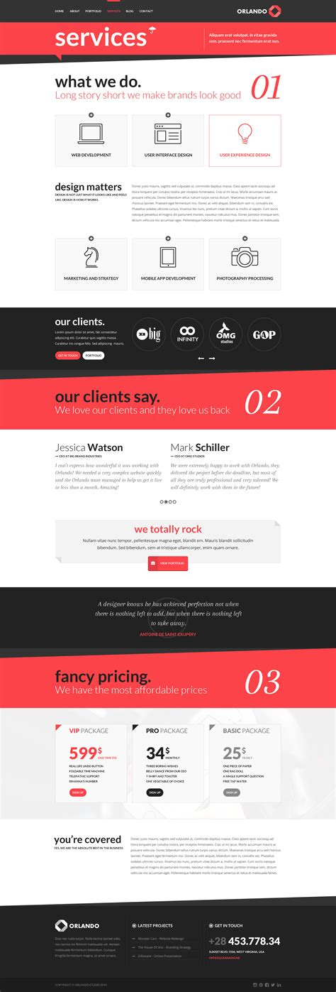 themeforest infographics orlando creative infographics html template by createit
