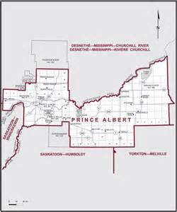 prince albert maps corner elections canada
