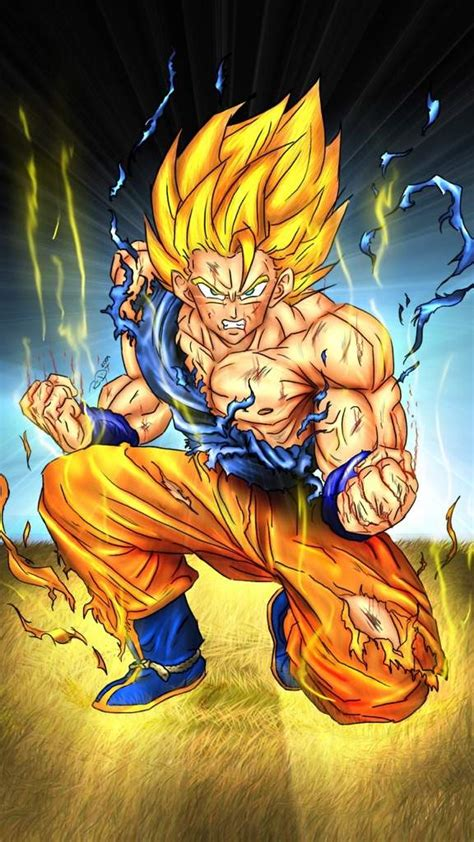 imagenes con movimiento goku anime s overpowered characters anime amino
