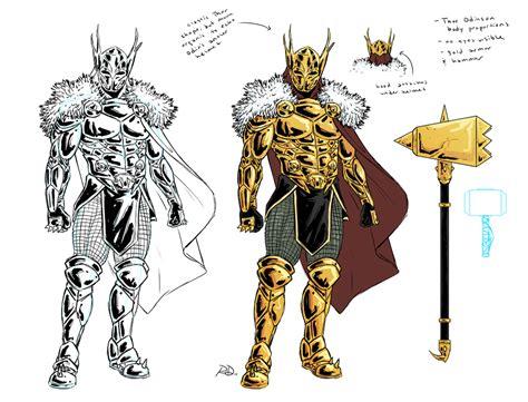 Marvela Interiors art character design russell dauterman