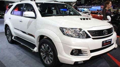 Out Fortuner 2015 Murah toyota fortuner trd sportivo thailand
