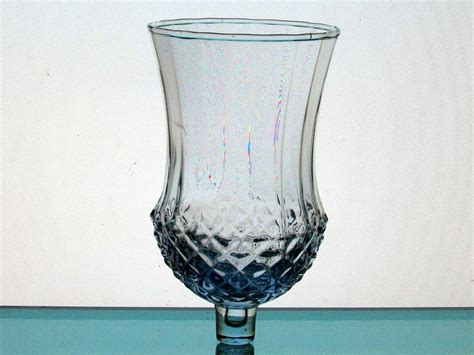 home interiors sconce votive cups glass large diamond home interiors peg votive candle holder pale blue large
