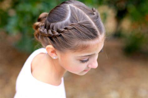 cute girl hairstyles rope braid rope braided heart valentine s day hairstyles cute