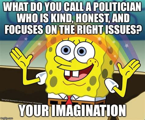 Imagination Meme - spongebob imagination imgflip