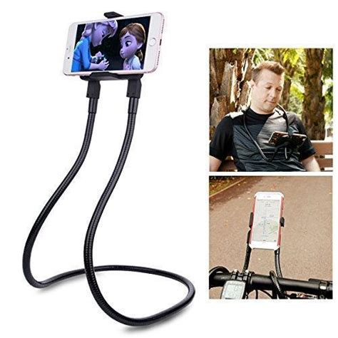 Lazy Tablet Phone Holder Duo lazy neck phone tablet holder live deals