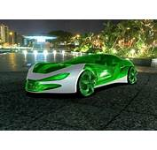 Future Transportation  10 Futuristic Concept Cars To
