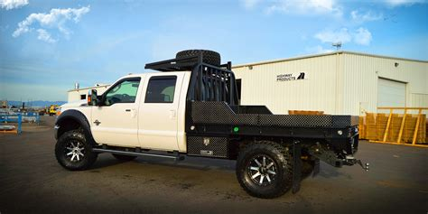 truck flat bed how to install an aluminum flatbed archives highway products latest news highway products inc