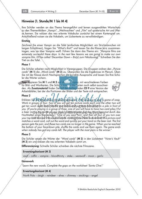 Drehbuch Schreiben Muster Den Wortschatz Und Weihnachten 252 Ben Ein Drehbuch Schreiben Hinweise 220 Bungen