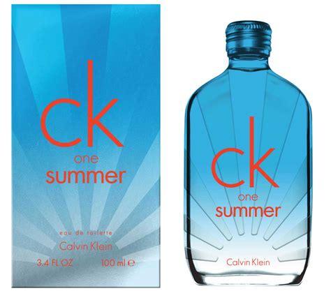 Parfum Calvin Klein One Summer ck one summer 2017 calvin klein parfum un nouveau parfum
