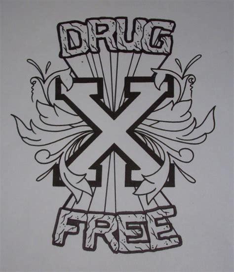 lfdf drug free cloud city tattoo
