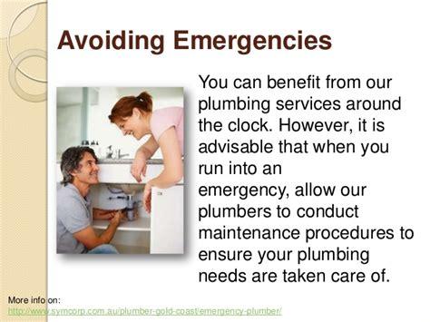 gold coast emergency plumber 24 hour service