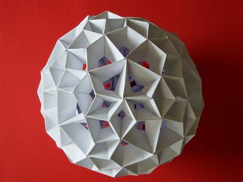 Modular Origami Polyhedra - modular origami and polyhedra imaginary