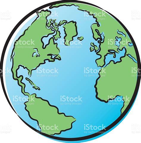 imagenes de stock libres de derechos globo terr 225 queo illustracion libre de derechos 165079017