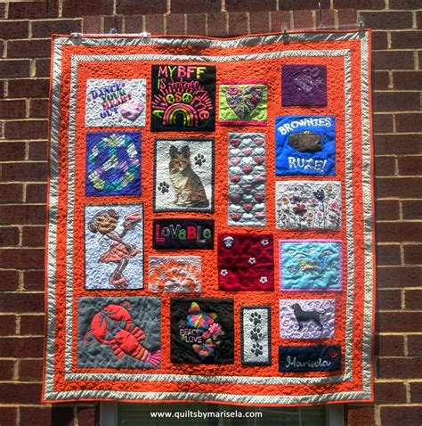 quilts by marisela t shirt quilts
