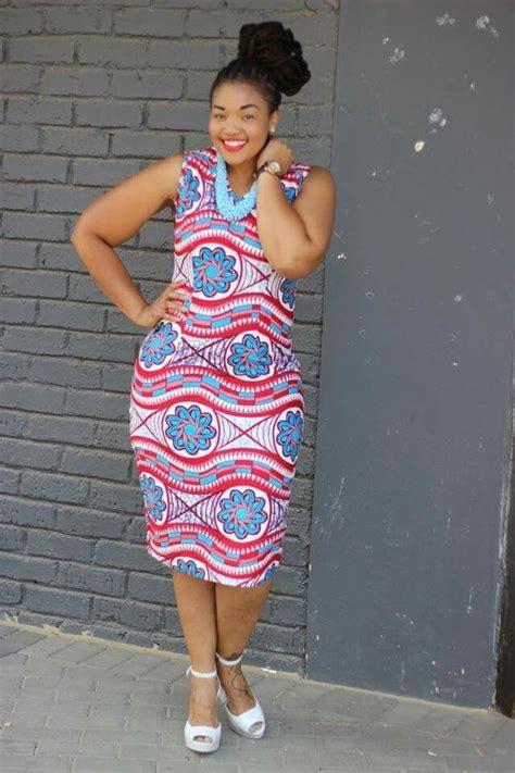 Dress Afika 1 bow afrika ankara haute south fashion style