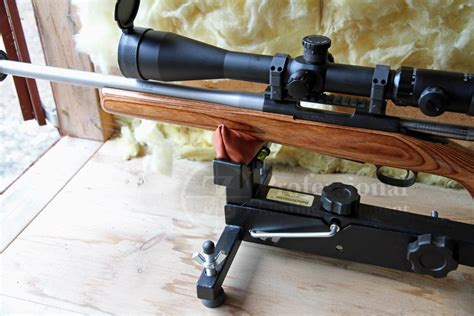 bench master benchmaster shooting rest